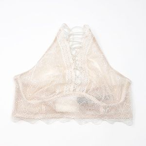 Victoria's Secret Intimates & Sleepwear - NWT Victoria's Secret Very Sexy Lace Up Bralette✨